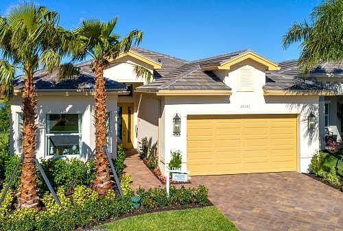 Valencia Bonita home at Bonita Springs Fl