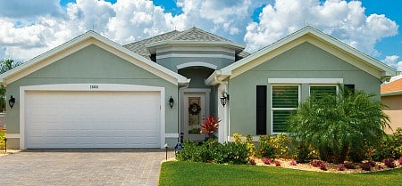 Florida retirement home by Indian River Colony Club 55+ community.