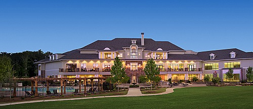 Cresswind at Lake Lanier clubhouse