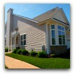 Westhampton Pines 55+ community model home