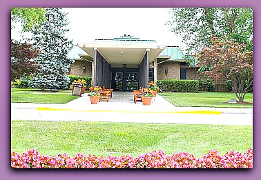 Leisure World clubhouse 1
