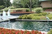 Leisure World of Maryland fountain