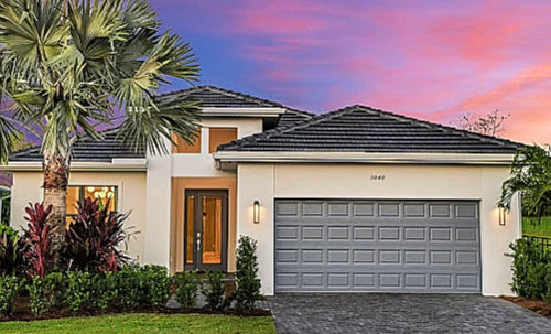Cresswind Lakewood Ranch model home