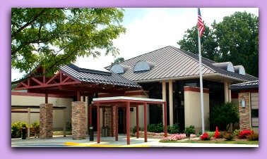 Clubhouse 2 at Leisure World of Md