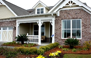 Cresswind aat Myrtle Beach model home