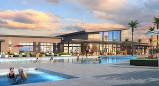 Rendering of Ovation at Mountain Falls