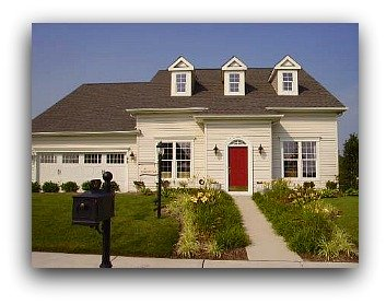 Stanwyck model home at heritage shores