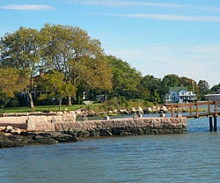 Stony Brook Harbor in Branford Ct