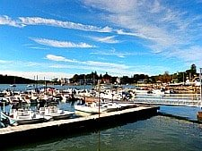 Stony Creek harbor Branford Ct