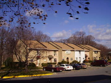 townhomes at Leisure World Md