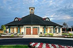 Trilogy Lake Frederick clubhouse