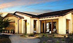 Trilogy Verde River Brasada model home